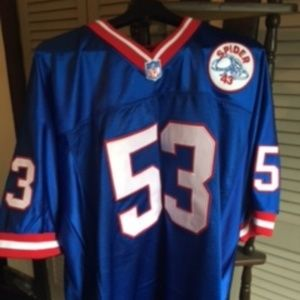 Giants Jersey, Harry Carson #53 authentic